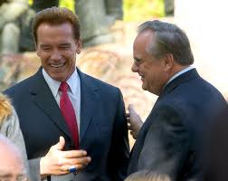 With Schwarzenegger Who Lockyer Declined to Challenge in 2006