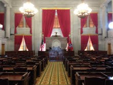The Tennessee House of Representatives