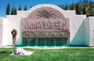 Chavez's Gravesite