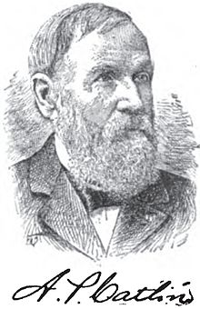 Sen. Amos P. Catlin