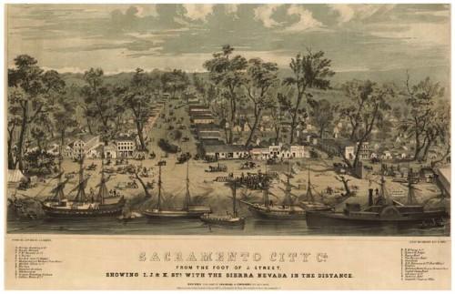 Sacramento, 1849