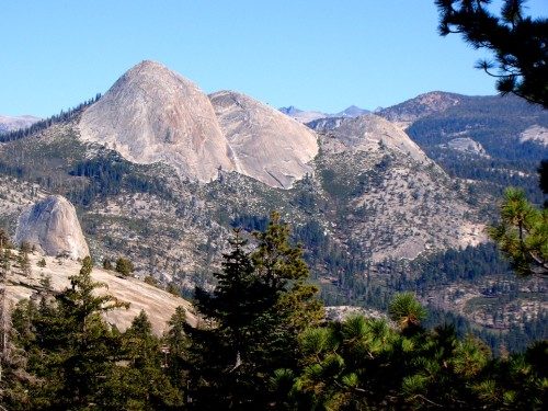 Yosemite's Mt. Starr King